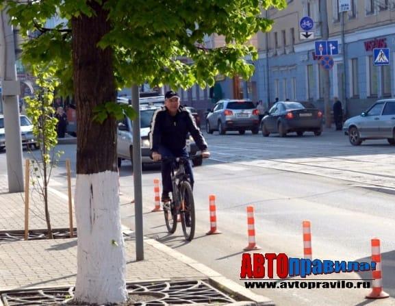 ПДД для велосипедов