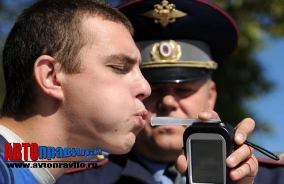 Сколько можно выпить водки за рулем