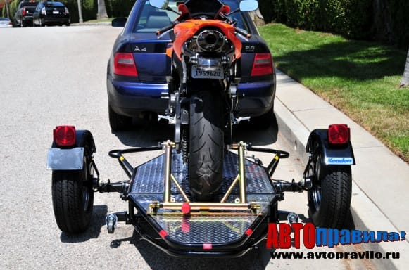 Растаможка мотоцикла