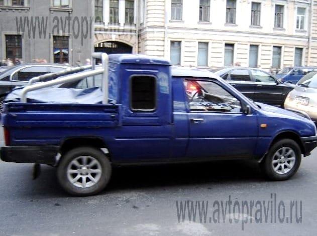 Самодельный авто