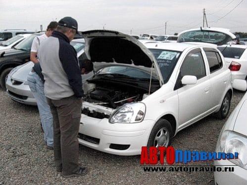 Правильный порядок при покупки поддержанного автомобиля