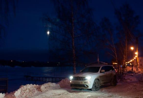 Подготовка автомобиля к ночной езде