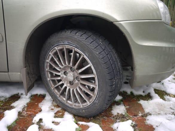 Даление в шинах