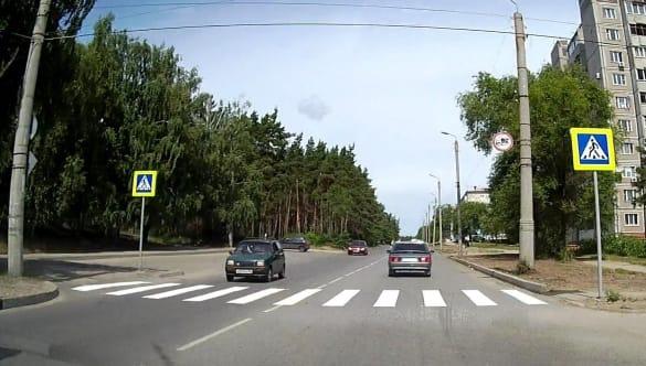 Наземный пешеходный переход