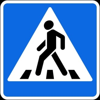пешеходный переход картинки