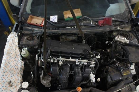 Замена двигателя в ГИБДД