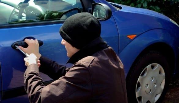Угон или кража автомобиля
