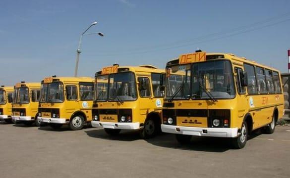 Перевозка детей в автобусах ПДД