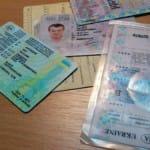 Дубликат водительских прав
